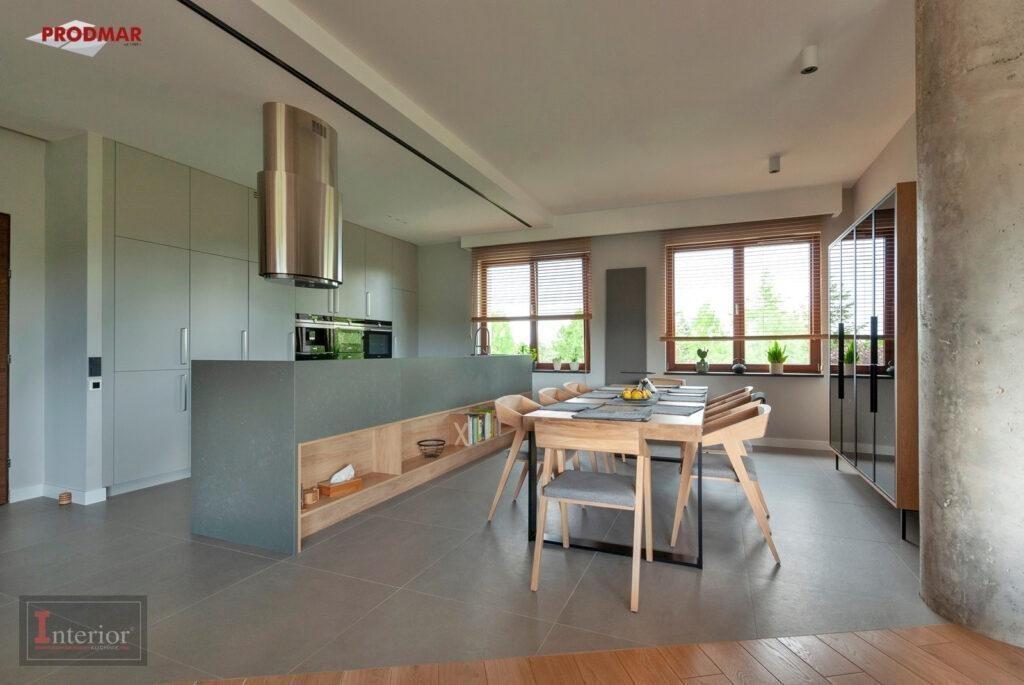 kuchnia jadalnia interior